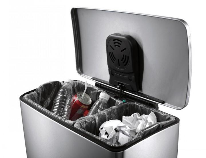 tritt m lleimer rechteckig recycling treteimer. Black Bedroom Furniture Sets. Home Design Ideas