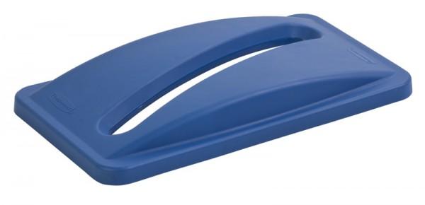 Slimmy-Deckel Deckel für Papier - Blau