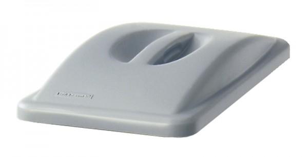 Slimmy-Deckel geschlossener Deckel - Grau