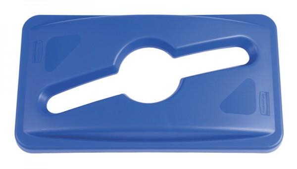 Slimmy-Deckel Kombi-Deckel - Blau