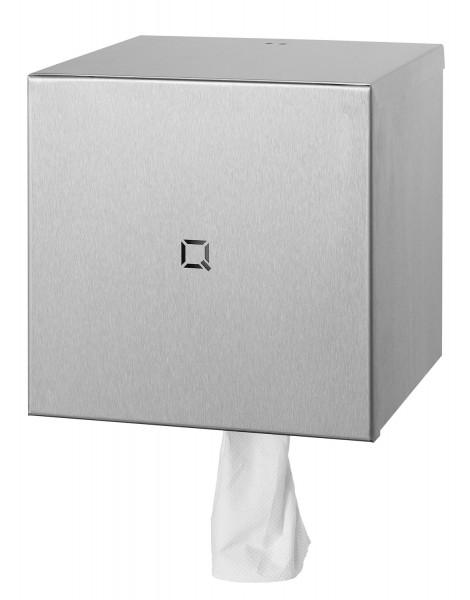 Q-Design Handtuchrollenspender Edelstahl Innenauzug