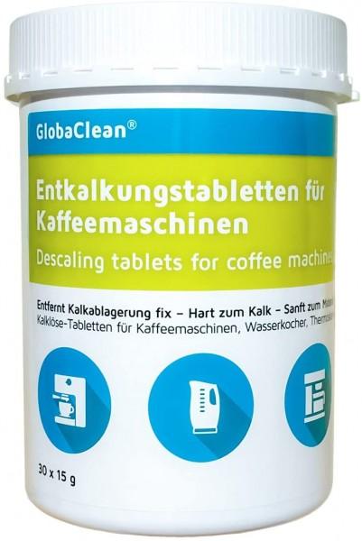 30 Entkalkungstabletten für Kaffeevollautomaten