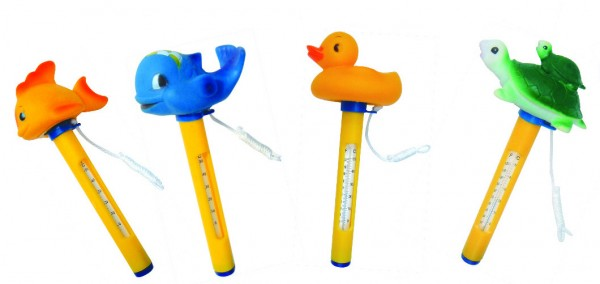 Pool Thermometer Tiermotiv