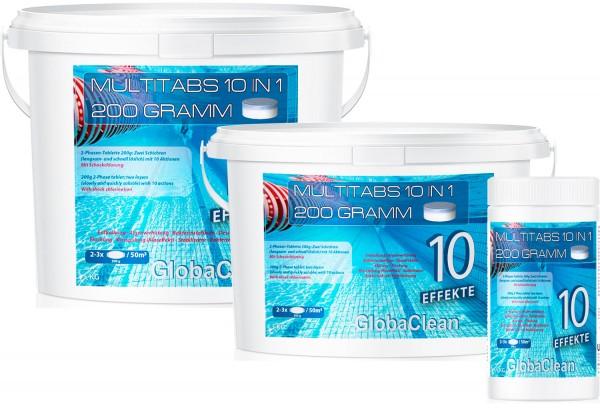 Pool Chlor Multitabs 10in1 200g