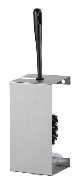 Toilettenbürstenhalter Edelstahl - Basic line