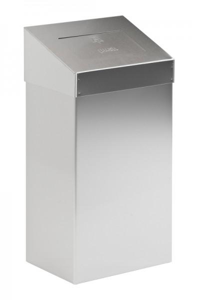 Abfallbehälter mit Pushdeckel 18 Ltr.