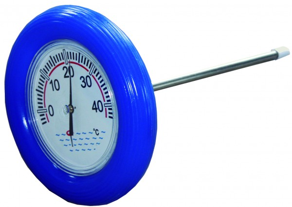 Pool Thermometer mit Schwimmring
