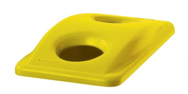 Slimmy-Deckel Flaschendeckel - Gelb