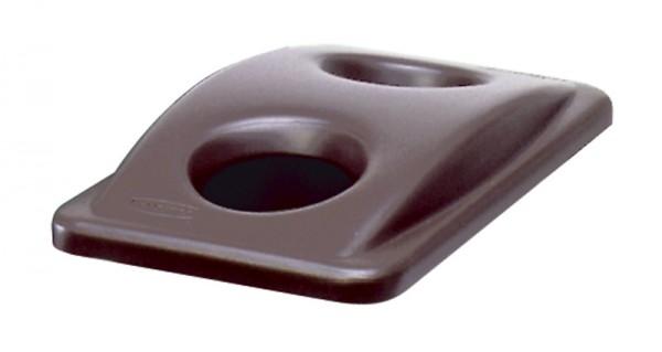 Slimmy-Deckel Flaschendeckel - Braun