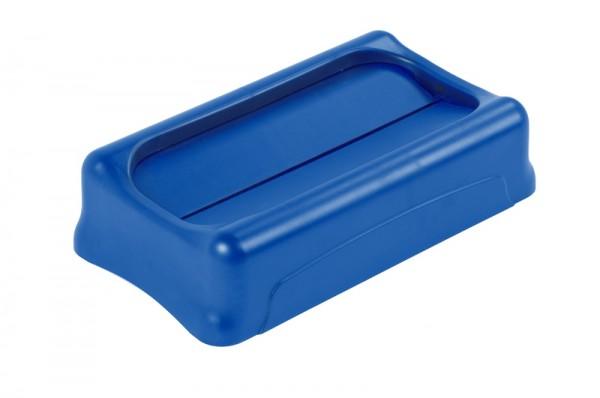 Slimmy-Deckel Schwingdeckel - Blau