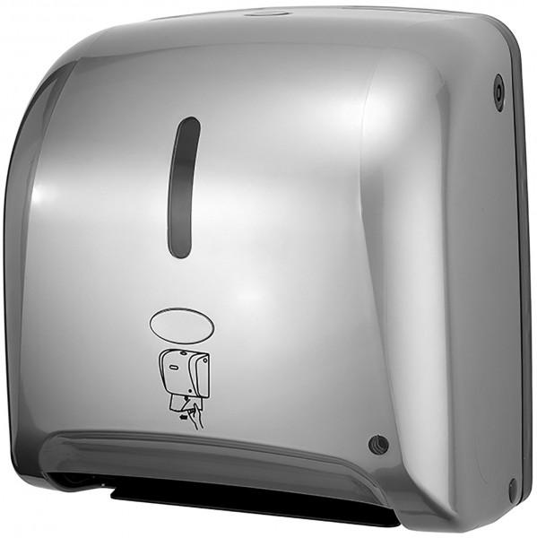 Handtuchrollenspender Sensor Silber