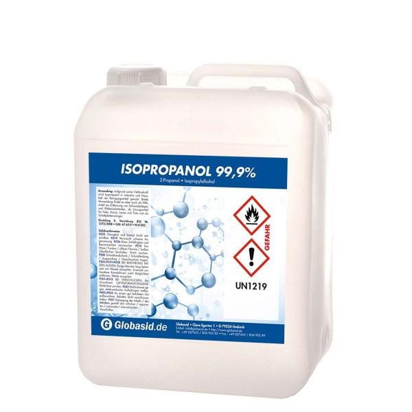 5 L Isopropanol 99,9%
