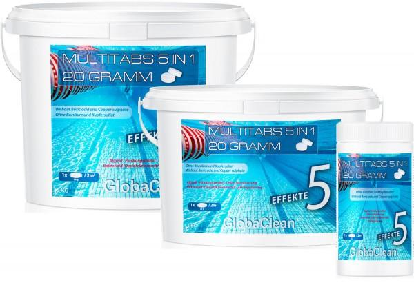 Pool Chlor Multitabs 5in1 20g
