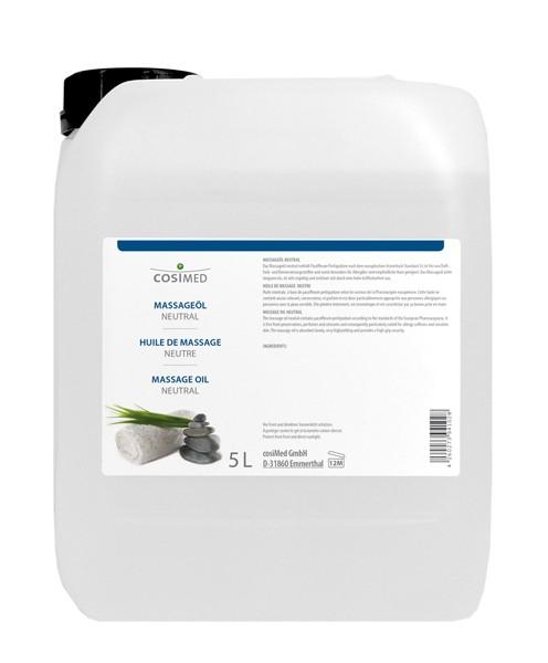 cosiMed Massageöl neutral, 5 Liter