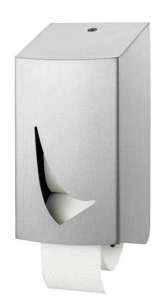 HQ Toilettenpapierspender Edelstahl