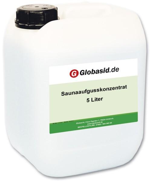 Saunaaufguss Konzentrat 5 Liter