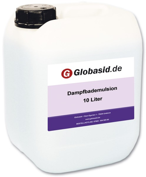 Dampfbademulsion 10 L Wintertraum Dampfbadduft