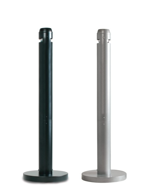 Rubbermaid Standascher-Säule Smokers' Pole