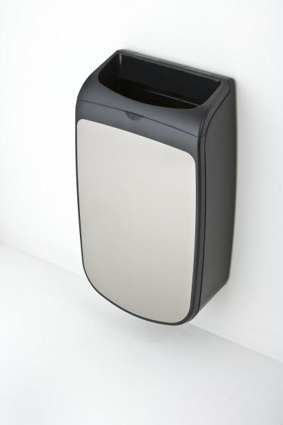 Exclusive Edelstahl-Kunststoff-Mülleimer