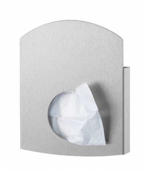 Exclusive Hygienebeutelspender Edelstahl